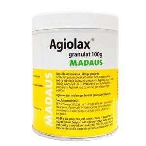 AGIOLAX GRANULAT 100G