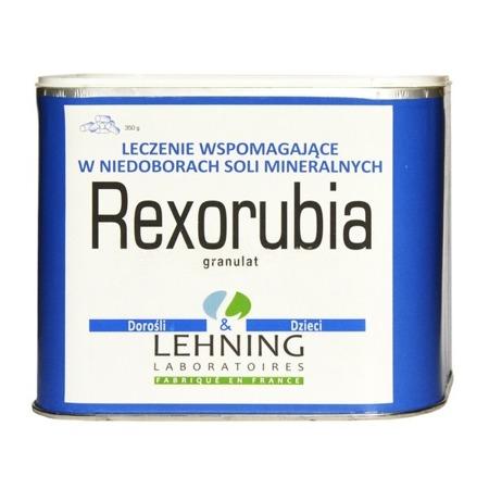 L Rexorubia gran. gran. osteoporoz 350g
