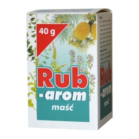 RUB-AROM MAŚĆ 40G